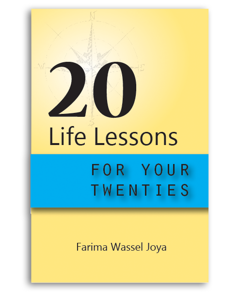 20 Life Lessons For Your Twenties
